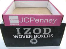 Bao bì carton phục vụ ngành may mặc